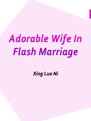 Adorable Wife In Flash Marriage
