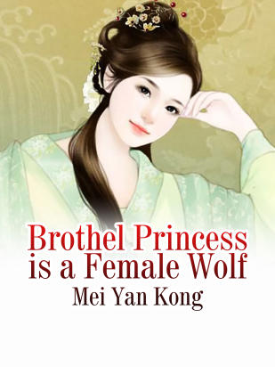 Brothel Princess is a Female Wolf