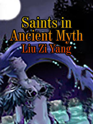 Saints in Ancient Myth