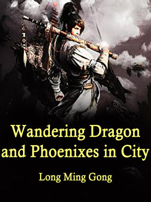 Wandering Dragon and Phoenixes in City