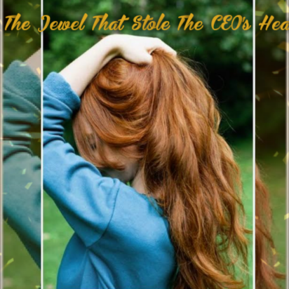 The Jewel That Stole The CEO's Heart (Amy's Heart of Diamonds)